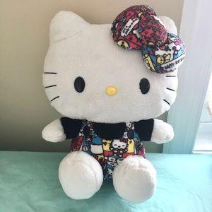 "Hello Kitty ""Happy Birthday"" Comic Plush"
